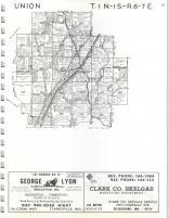 Map Image 011, Clark County 1972